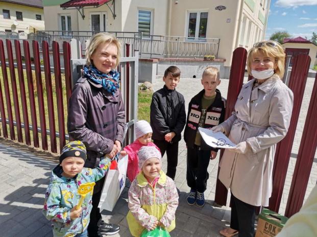 День защиты детей в детских домах семейного типа и социально-педагогическом центре